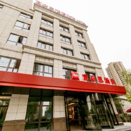 宜必思海门长江南路龙信广场酒店360全景图