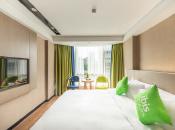 宜必思尚品福州五一广场酒店360全景图