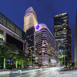 Grand Mercure Guangzhou Zhujiang New Town360全景图