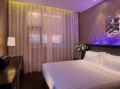 桔子水晶北京酒仙桥酒店360全景图