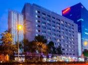 桔子水晶北京安贞酒店360全景图